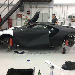 ford performance car restoration