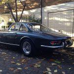 classic historic car